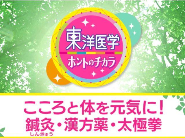 2月27日(土曜日)NHKの「東洋医学ホントのチカラ「今こそ元気に!健康長寿SP」という番組で「健康のツボ」が特集されました!